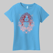 Girls 4395 -  Ladies Most Popular Tee LPC61