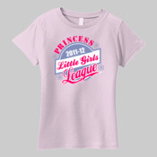 2011-12 Princess League -  Ladies Most Popular Tee LPC61