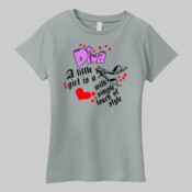 Diva Style -  Ladies Most Popular Tee LPC61