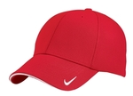 Golf Dri FIT Mesh Swoosh Flex Sandwich Cap