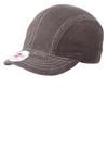 Women's Corduroy Short Bill Cap