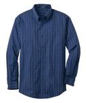 Tall Tattersall Easy Care Shirt. TLS642.