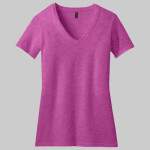 ™ Ladies Perfect Blend ™ V Neck Tee